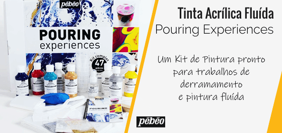 Pouring Experiences Pebeo