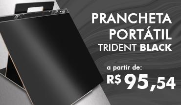 Prancheta Trident Black