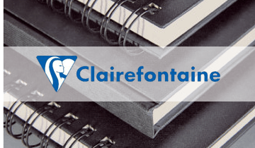 Sketchbook Clairefontaine