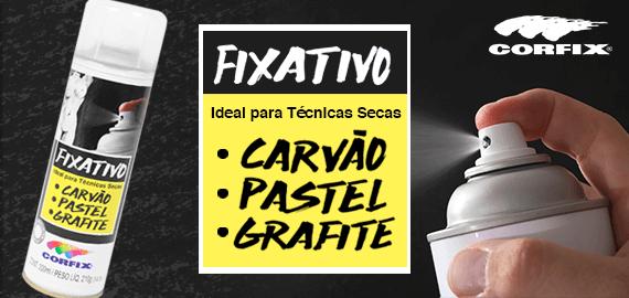 Spray Fixativo Corfix