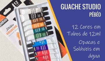 Tinta Guache Studio Pébéo