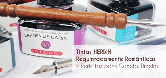 Tinta para Caneta Tinteiro Herbin
