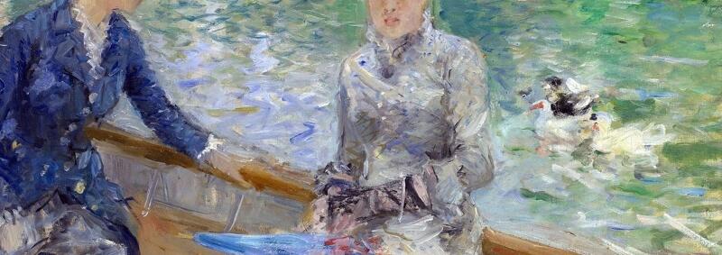 Dia de Verano, Berthe Morisot