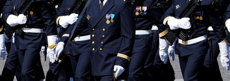 Uniforme Marinha - Azul Marino