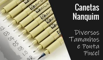 Caneta Nanquim