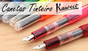 Canetas Tinteiro Kaweco