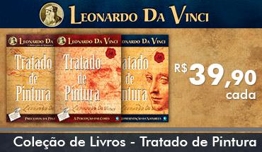 Coleção Leonardo Da Vinci