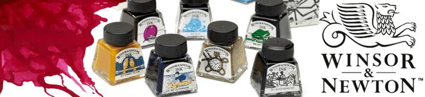 Drawing Ink Winsor & Newton 14ml