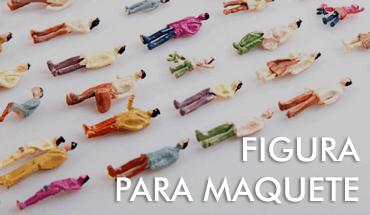 Miniaturas para Maquete
