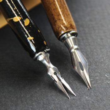 Flexibilidade das Penas Caligráficas