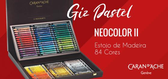 Giz Aquarelável Neocolor 2