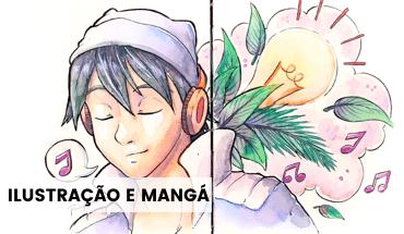 Ilustração e Mangá
