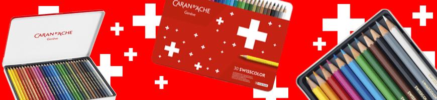 lapis de cor Caran d'Ache Swiss Color