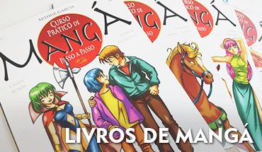 Livro sobre Mangá