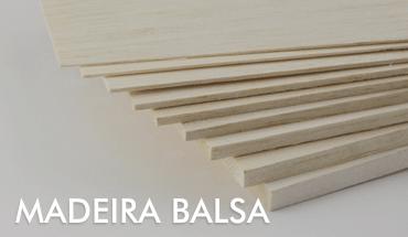 Madeira Balsa