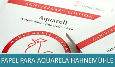 Papel Aquarela Hahnemühle