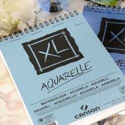 Papel Aquarela Canson XL Aquarelle