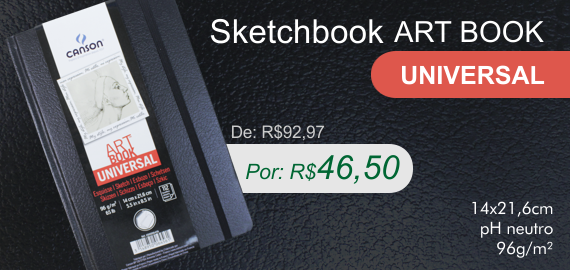 Sketchbook Universal Canson