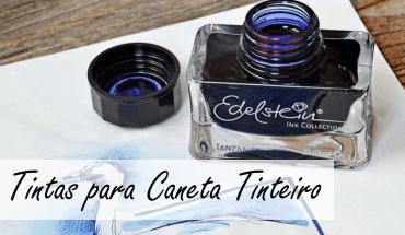 Tinta Caneta Tinteiro