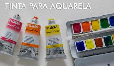 Tintas para Aquarela